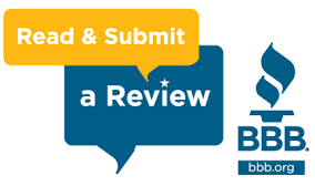 bbb review button